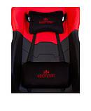 Геймерское кресло Hexter (Хекстер) MX R1D TILT PL70 01 black/red, фото 10