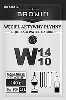 Уголь активированный жидкий Biowin 140 г