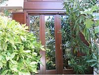 Ставни оконные — защита деревянных евроокон, фото 1