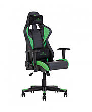 Геймерское кресло Hexter (Хекстер) ML R1D TILT PL70 01 black/green