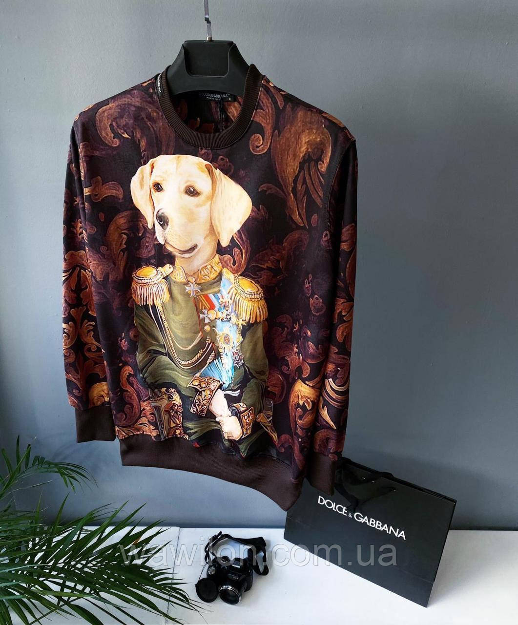 Мужской свитер, кофта, свитшот Dolce & Gabbana