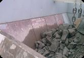 Бункер из износостойкого металла