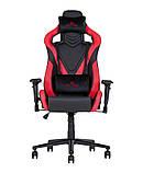 Геймерское кресло Hexter (Хекстер) PRO R4D TILT MB70 02 black/red, фото 2