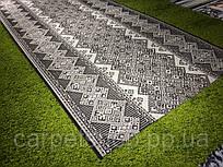Безворсовая ковровая дорожка рогожка Naturalle, Karat Carpet: 60!  80; 100; 150; 200 см