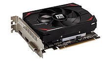 Відеокарта AMD Radeon RX 550 2GB GDDR5 Red Dragon PowerColor (AXRX 550 2GBD5-DH), фото 2