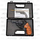 """Револьвер флобера Stalker 2,5"""" wood 4 мм, фото 5"""