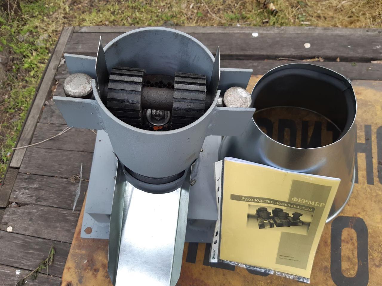 Рабочая часть гранулятора матрица 150мм, гранулятор