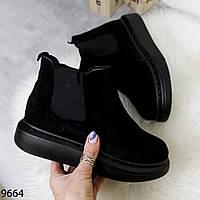 Ботинки женские зимние, фото 1