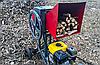 Садовый Измельчитель веток до 65мм бензиновый двигатель, фото 3