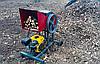 Садовый Измельчитель веток до 65мм бензиновый двигатель, фото 4