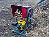 Садовый Измельчитель веток до 65мм бензиновый двигатель, фото 6