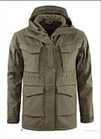 Куртка милитари м65 олива под пистолет Soft Shell