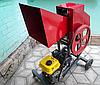 Измельчитель веток садовый веткоруб до 80 мм бензиновый., фото 3