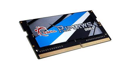 Модуль пам'яті SO-DIMM 8GB/2666 DDR4 G. Skill Ripjaws (F4-2666C19S-8GRS), фото 2
