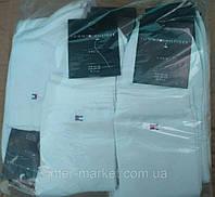 Мужские носки  брэндовые белые упаковка 12 шт, фото 1