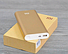 Портативний зарядний пристрій Power Bank Mi 20800mAh, універсальна батарея, зовнішній акумулятор, повер банк, фото 4