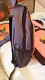 Молодежные рюкзаки с супергероями Brawl Stars (2цвета)27х42см, фото 5