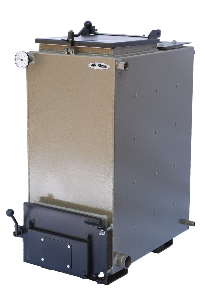 Котел шахтного типа Bizon FS-10 Eko 10 кВт, 5 мм
