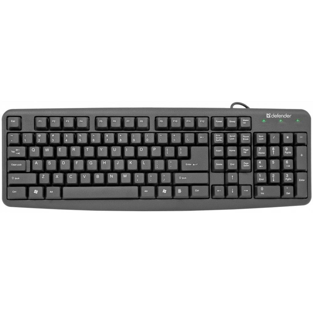 Клавіатура Defender Element HB-520 (45520)