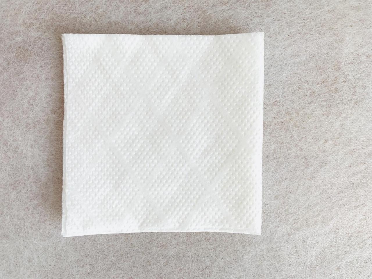 Салфетка бумажная барная Чистый плюс 1000 штук