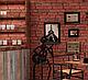 Листовая панель ПВХ на стену Регул, Кирпич (Ретро), фото 8