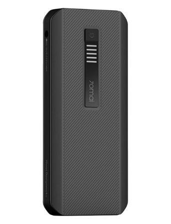 Бустер 70mai Jump Starter (Midrive PS06) пусковий пристрій для автомобілей powerbank авто акумулятор пуско-зарядний Xiaomi Ксиоми