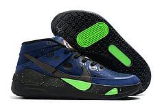 Мужские баскетбольные кроссовки Nike KD 13 синие