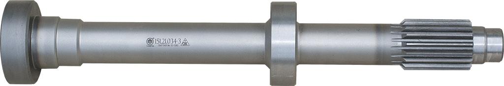 Вал главного сцепления Т-150К стандарт 151.21.034-3