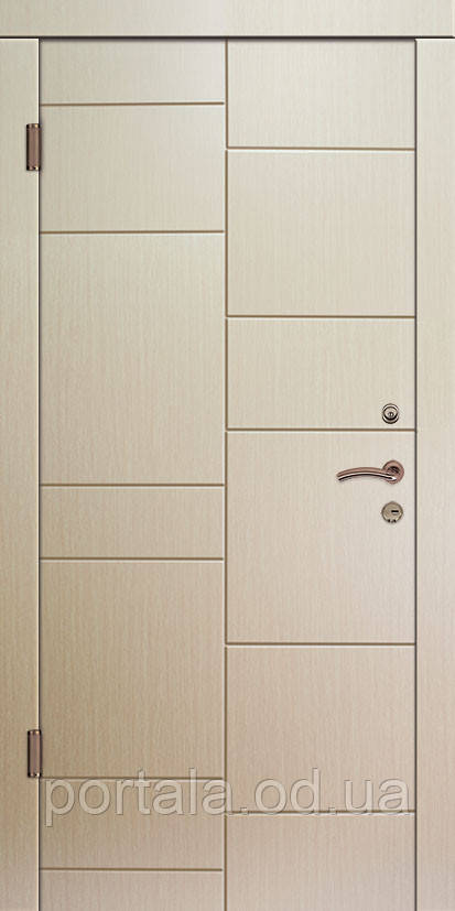 """Входная дверь """"Портала"""" (серия Концепт) ― модель Неаполь"""