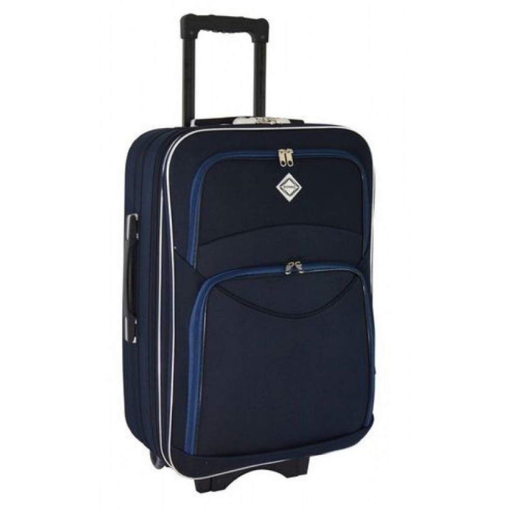 Текстильна валіза Bonro Style (велика)