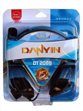 Гарнітура Somic Danyin DT-2088 Black, фото 2