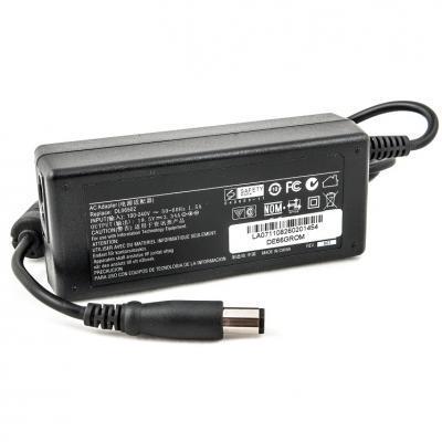Блок живлення до ноутбука PowerPlant DELL 220V, 19.5 V 65W 3.34 A (7.4*5.0) (DE65GROM)