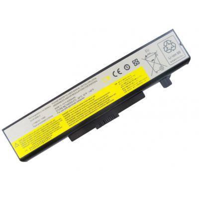 Аккумулятор для ноутбука Alsoft Lenovo IdeaPad Y480 L11N6Y01 5200mAh 6cell 11.1V Li-ion (A41717), фото 2