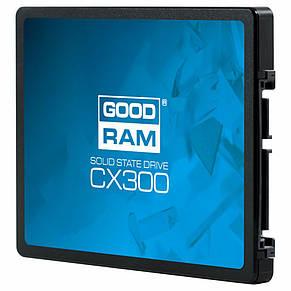 """Накопитель SSD 2.5"""" 120GB GOODRAM (SSDPR-CX300-120), фото 2"""