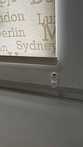 Фиксация на леске для рулонной шторы, фото 3