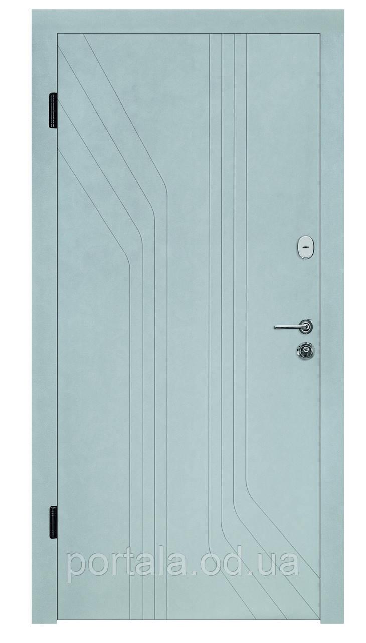 """Вхідні двері """"Портала"""" (серія Концепт) ― модель Симфонія"""