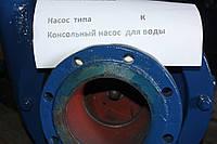 Насос консольный К 100-65-200