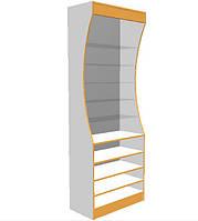 Шкаф для аптеки с изогнутым верхом, фото 1