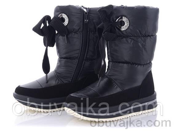 Зимняя обувь оптом Зимние ботинки для девочек 2020 от фирмы Солнце(27-32), фото 2