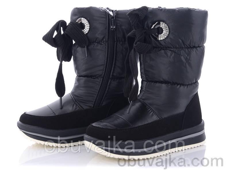 Зимняя обувь оптом Зимние ботинки для девочек 2020 от фирмы Солнце(27-32)