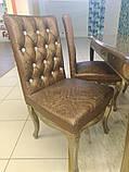 Комплект ДТ-001. Стол и 4 стулев, фото 7