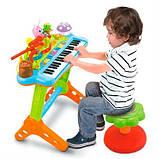 Пианино Іграшка Електронне піаніно, фото 3