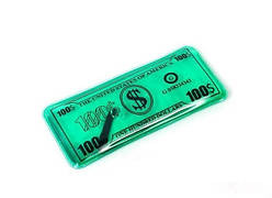 Сольова саморазогревающаяся багаторазова грілка у вигляді 100 доларів (сольова грілка) з доставкою