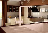 Смеситель кухонный с подключением к фильтру KAHER MARIS 07 авена