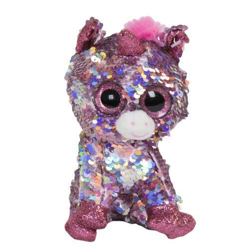 """Мягкая игрушка """"Глазастик. Единорог"""" (розовый) C37860"""
