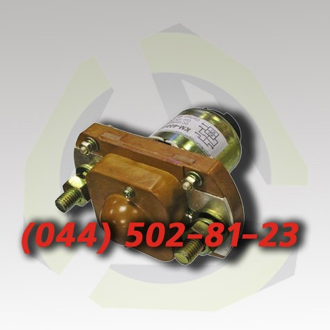 Контактор КМ-400 ДВ сварочный КМ-400ДВ контактор постоянного тока КМ-400Д-В