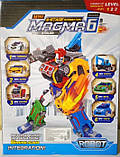 Трансформер Тобот Магма 6 (Robot Magma 6) 7 в 1, фото 3