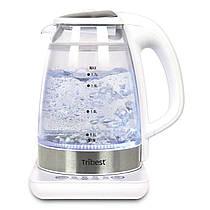 Скляний електрочайник Tribest Raw Tea Kettle GKD-450