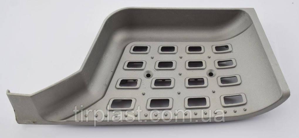 Накладка мыльницы DAF XF106 накладка нижней подножки ДАФ ХФ106 метал