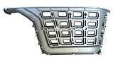 Накладка мыльницы DAF XF106 накладка нижней подножки ДАФ ХФ106 метал, фото 3